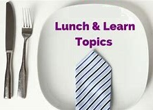 Lunch & Learn, Learn at Lunch