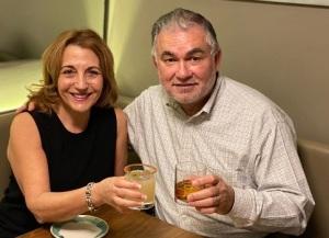 Roy Davis and Mary Anne Wihbey Davis